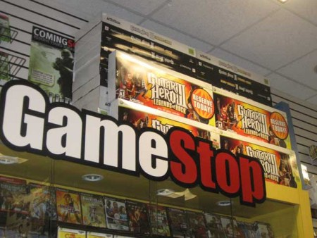 GameStop Starting To Sell PSN Downloadables