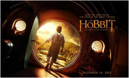 The Hobbit: An Unexpected Journey Will Premiere in November 2012