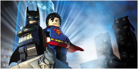 Batman and Superman in a LEGO Movie?