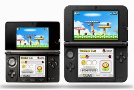 Doubling the Screen Size of the 3DS