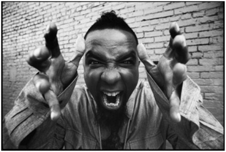 "Tech N9ne Names Eminem ""Best Rapper"""