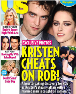 Kristen Stewart Appologizes for Cheating on Rob Pattinson