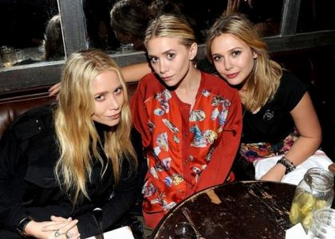Report:  The Olsen Sisters Are Feuding!