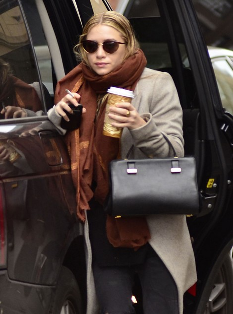 Mary-Kate Olsen Moves in with 43 Year Old Boyfriend