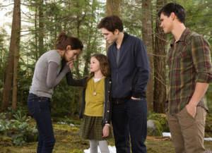 Breaking Dawn: Part Two to Have Different Ending than Book