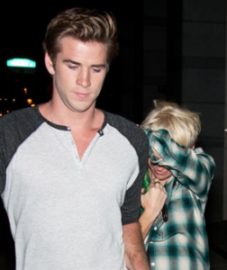 Liam Hemsworth Approves of Miley Cyrus's New 'Do