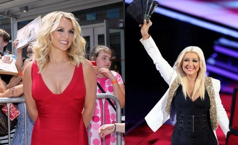 Who's Winning The Battle Of The Song Shows - Britney Spears or Christina Aguilera?
