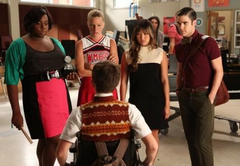 Glee Season 4 Premiere Live Recap:'The New Rachel' 9/13/12