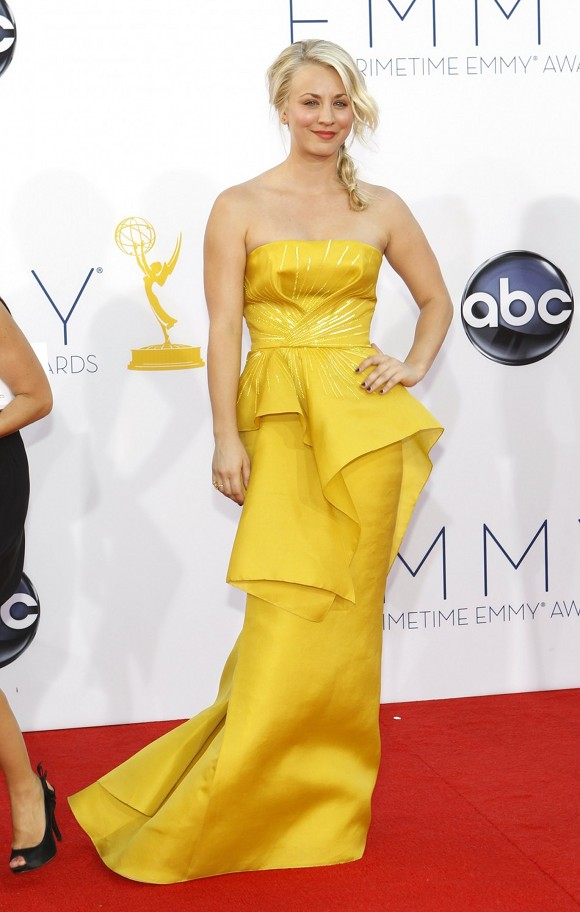 64th Annual Primetime Emmy Awards: Best And Worst On The Red Carpet
