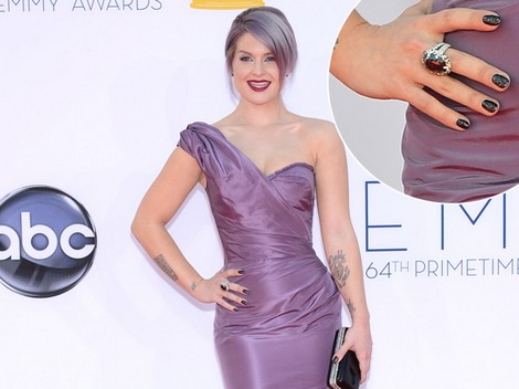 Kelly Osbourne Says Wearing $250,000 Nail Polish Made Her Feel Like A Queen