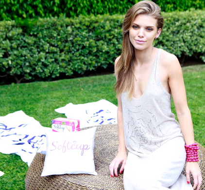 AnnaLynne McCord Spotted at Celebrity-Studded Emmy Pre-Party
