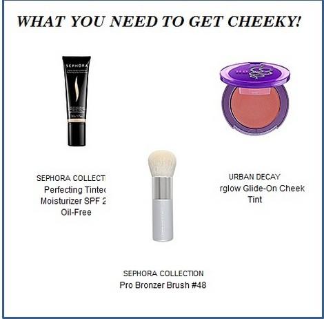 Beauty Tip: Make Your Cheeks Glow