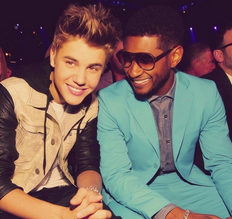 Justin Bieber Vegan? That's What Usher Wants!