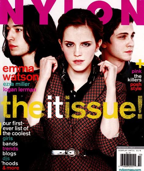 Bye Bye Hermione Granger, Hello Bad Girl Emma Watson
