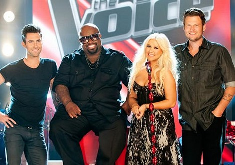 'The Voice' Season 3 Premiere 'Blind Auditions' Live Recap 9/10/12