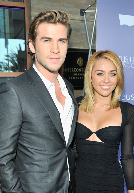 Miley Cyrus And Fiance Liam Hemsworth Get Matching Tattoos--See The Picture