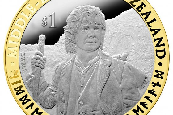 The Hobbit In Your Pocket: Movie Coins To Become Legal Tender In New Zealand