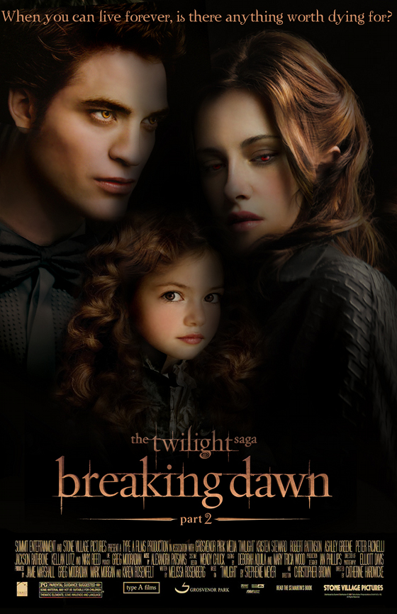 Twlight: Breaking Dawn Part 2 Will End With . . . A Dance!