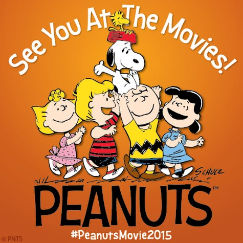 Charles Schulz's Peanuts Gang Coming To The Big Screen In 2015