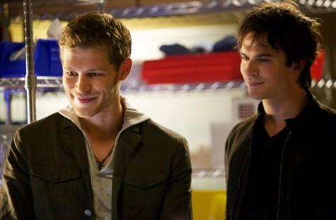 The Vampire Diaries Gets Klaus Original Vampire Spin Off!