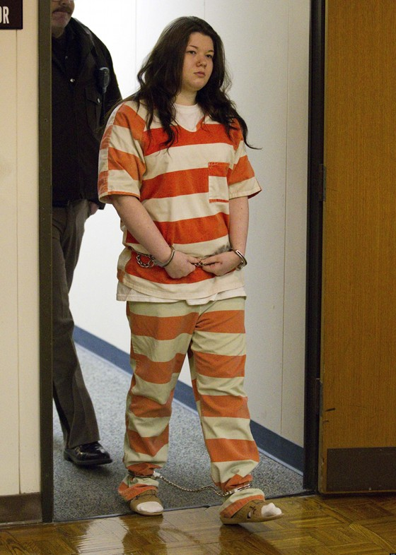 Teen Mom Amber Portwood In Prison, Admits She's Not A Model Mom