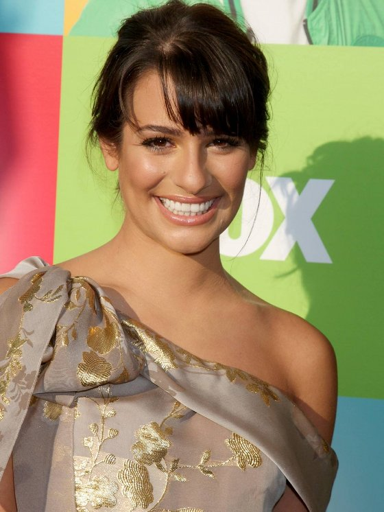 Glee Star Lea Michele Spills Beauty Secrets, Why She Refused To Get A Nose Job