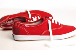 Taylor Swift Launches Teams With Keds For New Shoe Line