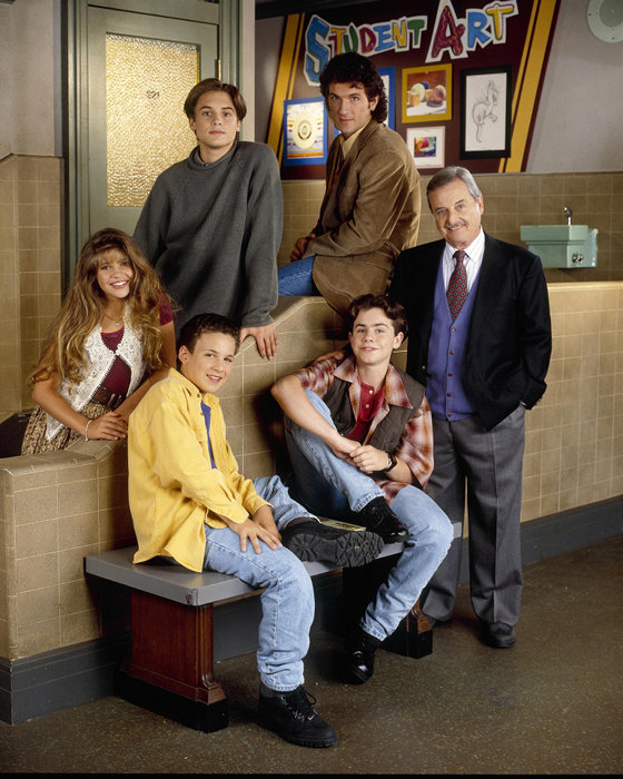 More Details On Girl Meets World Series--Cory Matthews Will Be Mr Feeny?!