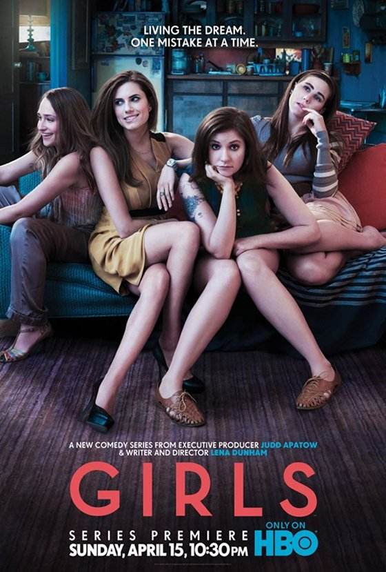 New GIRLS Season 2 Teaser Trailer--So Much Has Changed! (Video)