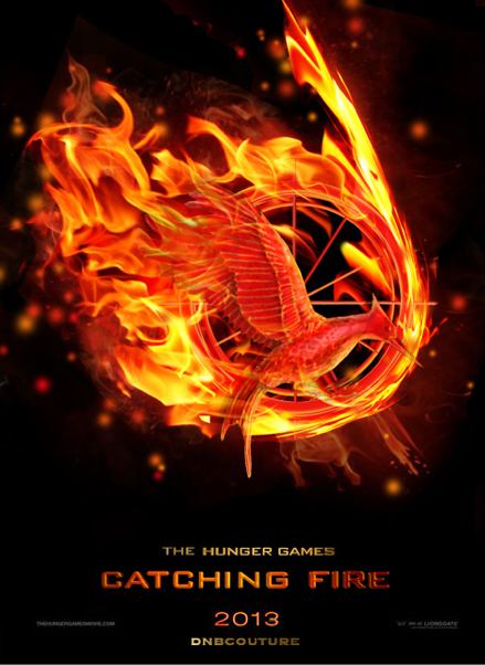 New Poster Released for 'The Hunger Games: Catching Fire'