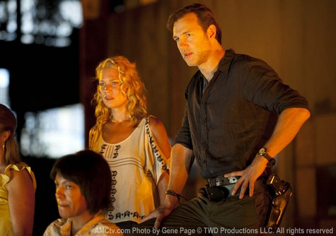 "The Walking Dead Recap: Season 3 Episode 5 ""Say The Word"" 11/11/12"