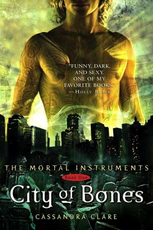 Book Review: The Mortal Instruments, City of Bones by Cassandra Clare