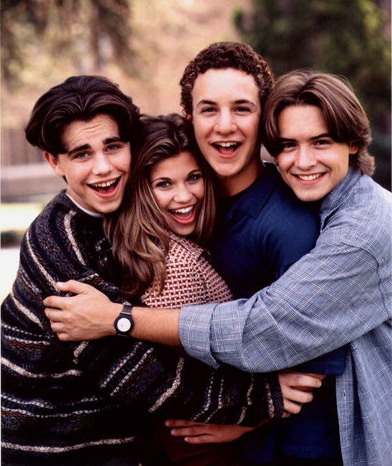 Original Cast Speaks About Boy Meets World Spin Off Series, Ask Fans For Patience