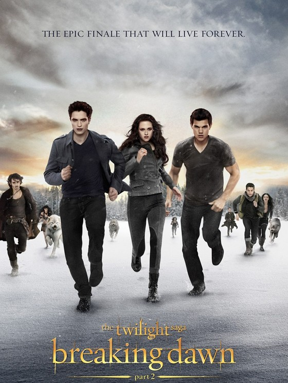 Movie Review: The Twilight Saga: Breaking Dawn Part 2 (Spoilers)
