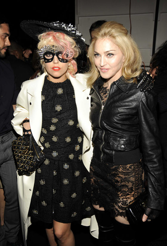 It's Official: Icons Madonna And Lady Gaga Hate Each Other!