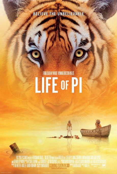 Life of Pi Will Be Released Tomorrow – Don't Miss This Masterpiece!