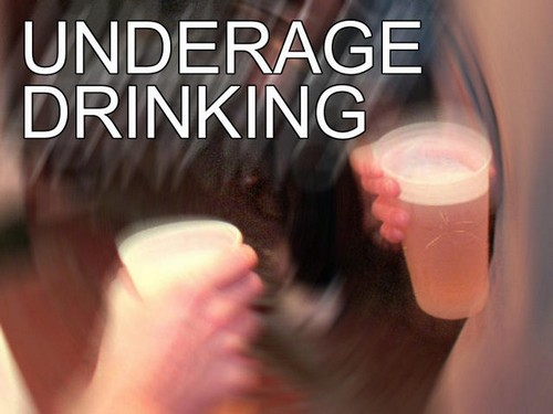 Underage Drinking Is Cool, It Has been Destroying Futures For Centuries