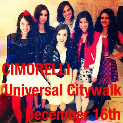 Celeb Teen Laundry Exclusive: Interview With World Famous Girl Group Cimorelli