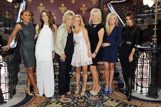 Jennifer Saunders On Opening Night Of Spice Girls Musical: I'm The Sixth Spice Girl!