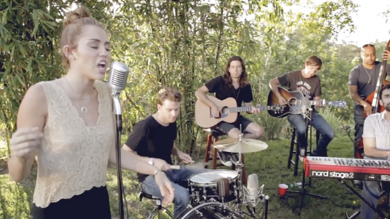 Miley Cyrus Releases New Music, Jolene Cover From Backyard Sessions