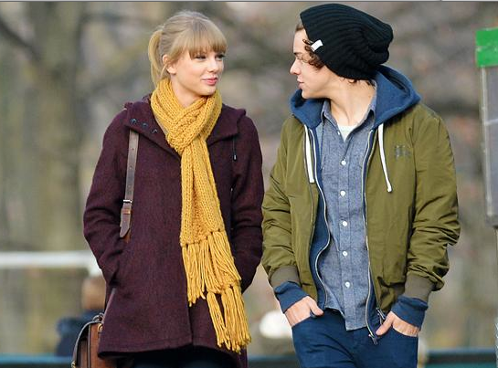 Taylor Swift and Harry Styles- The Truth Behind their Romance