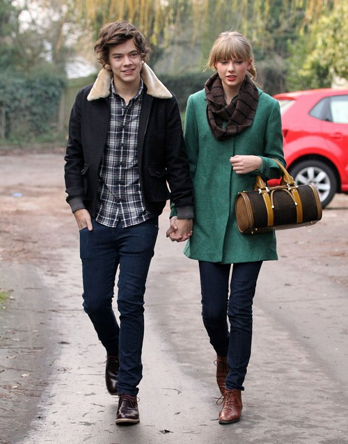 Taylor Swift and Harry Styles Taking A Break For The Holidays
