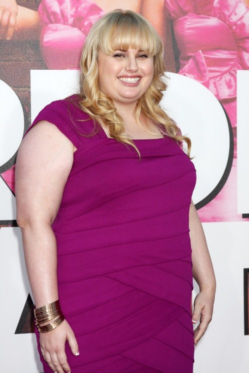 Rebel Wilson To Host The MTV Movie Awards - Expect To Scream Laugh!