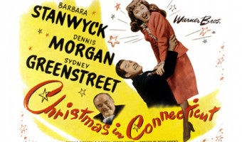 25 Days of Christmas: Our Favorite Movie Countdown #10 Christmas In Connecticut