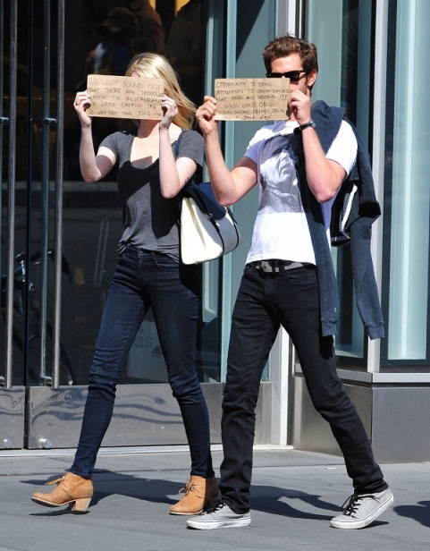 Are Emma Stone and Andrew Garfield Expecting A Baby? Read Below To See What Kind Of Baby