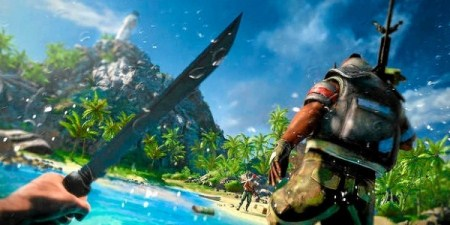 Celeb Teen Laundry's Must Have Christmas Games Countdown - No. 25 - Far Cry 3