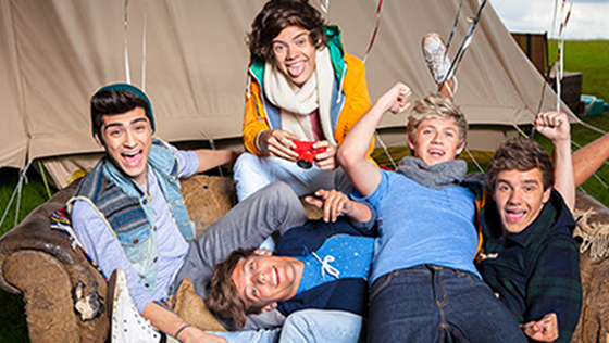 One Direction Turns Down Condoms: Our Fans Are Too Young To Think About Sex