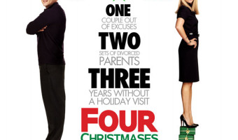 25 Days of Christmas: Our Favorite Holiday Movie Countdown # 8 – Four Christmases