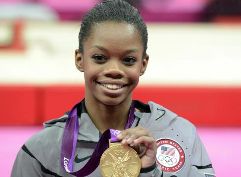 Gabby Douglas' Biography Tells A Story Of Courage And Determination