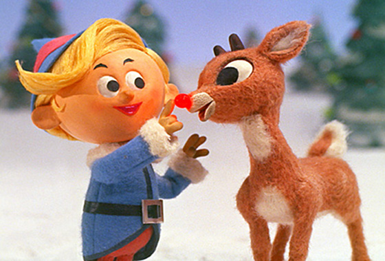 25 Days of Christmas: Our Favorite Holiday Movie Countdown # 9 - Rudolph The Red Nosed Reindeer